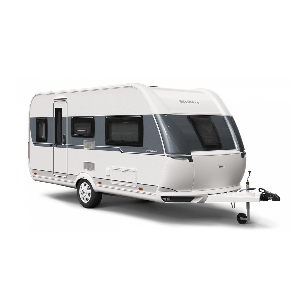 Parkování karavanů