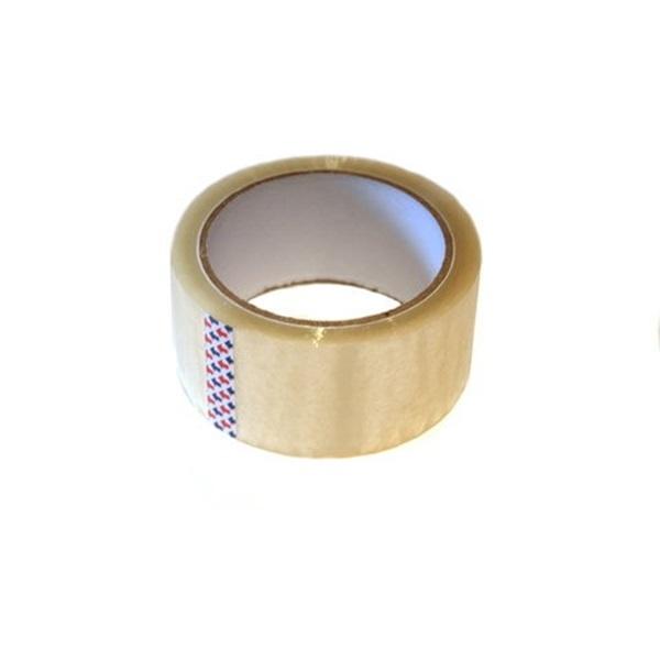 Lepící páska transparentní